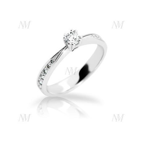 DANFIL DF2289 zásnubný prsteň