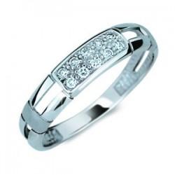DANFIL DF2033 prsten s brilianty