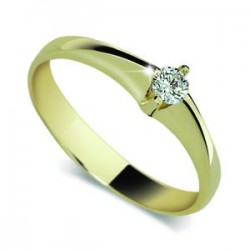 DANFIL DF1956 zásnubný prsteň