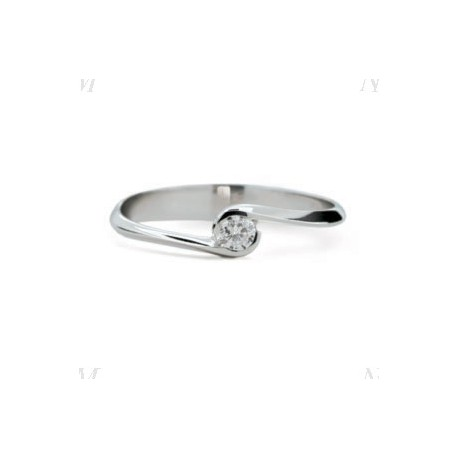 DANFIL DF1914 Ring mit Brillant