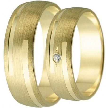 HEJRAL HARMONY 24 snubní prsten
