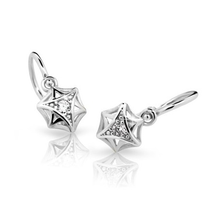 CUTIE ND2209 Kinderohrringe mit Brillanten