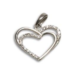 NM LHP010 přívěsek srdce