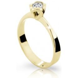 DANFIL DF1857Z Verlobungsring mit Brillant