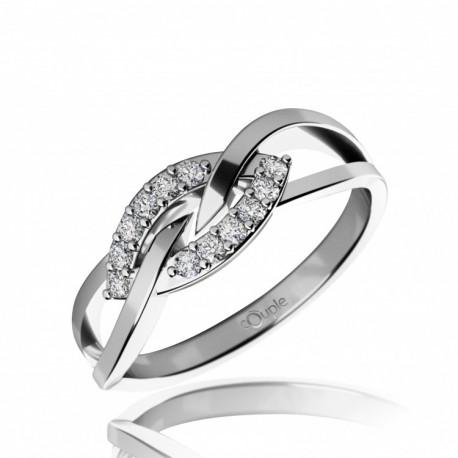 COUPLE zásnubný prsteň