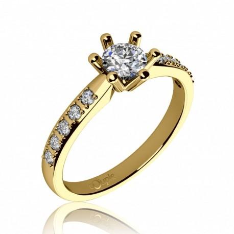 COUPLE zásnubní prsten
