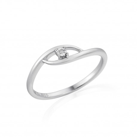 GEMS 386-2371 Ring mit Brillant