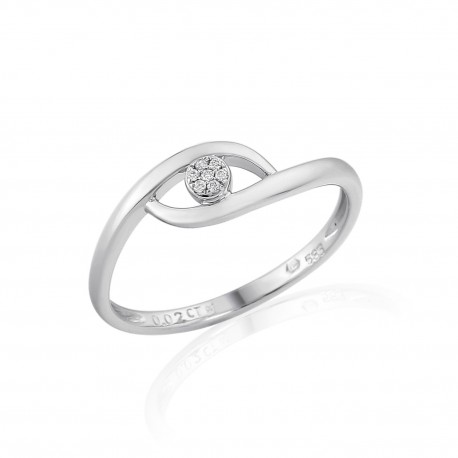 GEMS 386-2378 Ring mit Brillant