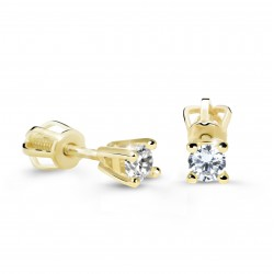 Cutie Jewellery Z61062y náušnice s briliantmi